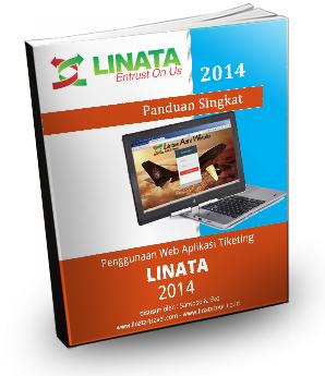 panduan cara booking bagi mitra agen tiket pesawat LINATA