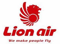logo lion di hal bisnis travel mandiri LINATA