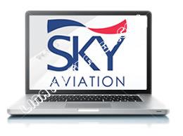 panduan booking sky di bisnis agen tiket LINATA