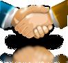 image of kerjasama bisnis tiket pesawat online